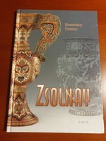 Zsolnay könyv UTOLJÁRA!