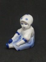 ZSOLNAY Annuska porcelán, hibátlan, jelzett