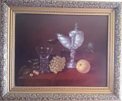 Kiss Endre/Ender, Csendélet gyümölcsökkel