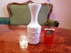 Fenton tejüveg váza