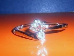 Swarovski kristály Pillangó minőségi Karkötő