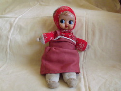 Antik játék baba Lencsi baba játékbaba