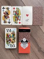 Tarock kártyapakli dobozában- Piatnik 54 lapos
