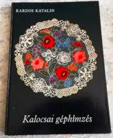 KALOCSAI GÉPHÍMZÉS - Kardos Katalin