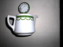 Geschütz vastag kávéházi    porcelán kancsó