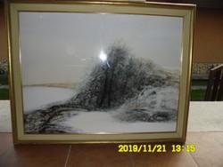 BALOGH ERVIN  festőművész  Képcsarnokos  festménye