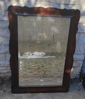 Antik tükör Biedermeier,Képkeret ràma festménynek is  1800 As évek!