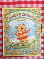 Maureen Spurgeon - Teddy mackó meséi - mesekönyv - Novella