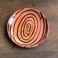 Jelzett Gránit Kispest tányér - szokatlan darab - retro porcelán