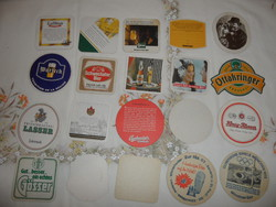 Régebbi söralátét ( 20 db.)