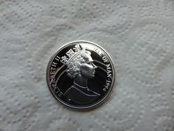 Izland ezüst 25 ecu 19.30 GRAMM
