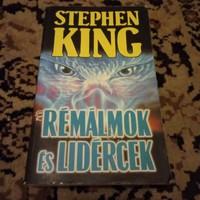 Stephen King könyv  !!