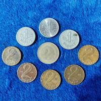 1-2 forint LOT