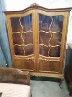 Warrings vitrines szekrény 110x45x175cm