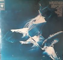 WEATHER REPORT   -   LP  BAKELIT LEMEZ   VINYL