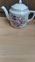 Zsolnay antik kávés kanna ritka