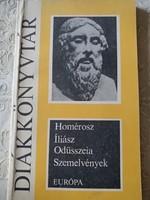 Homerosz: Iliasz, Odusszeia, szemelvények, Ajánljon!