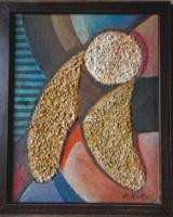 Réth Alfréd képcsarnokos festménye! Leárazásnál nincs felező ajánlat!