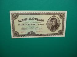 100 millió pengő 1946 Extraszép!