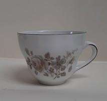 4319 - Nagyon szép rózsás teás csésze