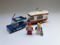 LEGO 6590 - Kemping Lakókocsi 1988-ból
