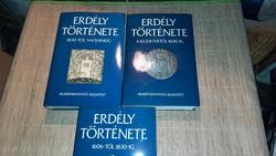 Miskolczy Ambrus:Erdély története I-III.1988     .4900.-Ft