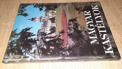 Gáspár Zsuzsa: Magyar kastélyok 1990.   1500.-Ft