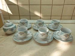 Alföldi porcelán kávéskészlet eladó!