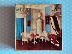 Vintage Florena Raffinesse parfüm szappan dobozában