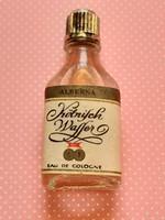 Vintage Alberna kölnisch wasser Berlin parfüm régi kölnivíz