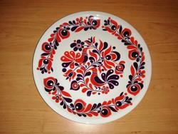 Alföldi porcelán madaras falitányér átm. 24 cm (3p)