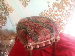 régi thonet székből puff ülőke lábtartó