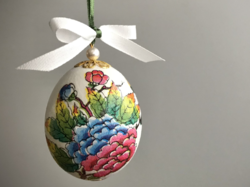 Húsvéti tojás tyúktojásból!