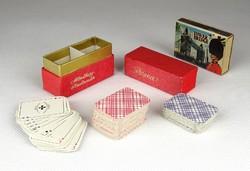 1D413 Mini Altenburger póker kártya pakli dobozában