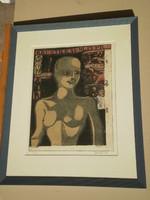 Peter Dworak (1949-) : Brust…