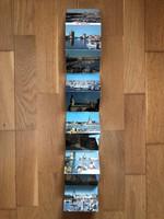 La Rochelle leporelló képeslap