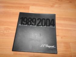 S.T. Dupont Paris _ Editions Limitées -  1989-2004