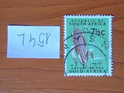 DÉL-AFRIKA  7-1/2 C 1967- KUKORICA 154L