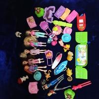 Eredeti Mattel Polly baba figura gyűjtemény 4.