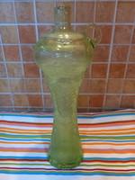 Fátyolüveg Különleges Váza