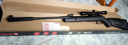 Gamo Quiet Cat 4,5mm céltávcsővel