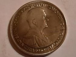 Gyönyörű Hajas 5 Pengő 1930