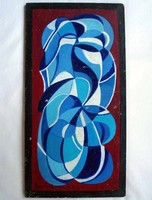Hargitai András festmény