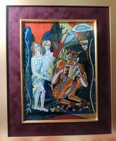 Józsa János Csábítás pánsíppal
