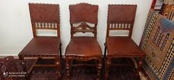 3 db régi szék eladó