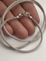 Gyönyörű  ezüst nyakék 55cm,68,54,38cm hosszban