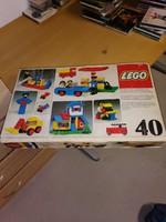 Eladó egy régi retró Lego 40 hiányos