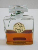 Art deco (1920 körül) Parfum Dorlé Revior