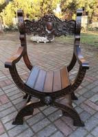 Reneszánsz dagober szék