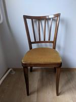 4 db óarany kárpitozású szék eladó.
